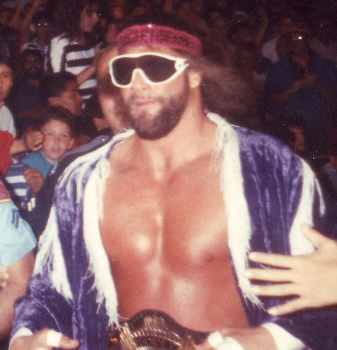 WWF_Champion_Randy_Savage_running